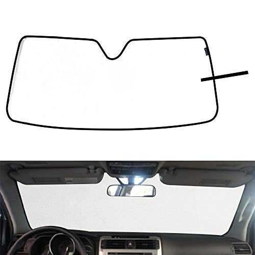 WINUNITE Front Windshield Sunshade Sun Shade for Toyota 4Runner 4-Runner 2010 2011 2012 2013 2014 2015 2016 2017 2018 Heat Shield Windshield Custom-fit Sunshade Sun Visor Mat