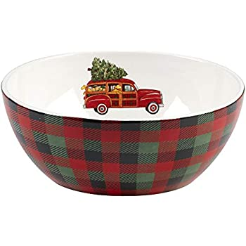 Set of 4 One Size Mulicolored Certified International 22743SET4 Autumn Fields 5.25 Ice Cream Bowl