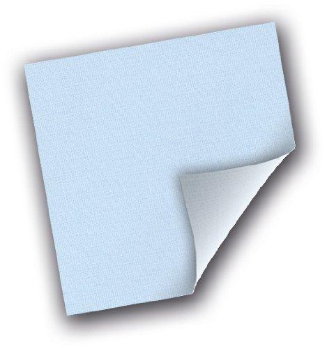 A Set Kissen und Bezug bis 70 kg 98x31 cm Dessin: Uni hellblau CorpoMED Nackenkissen