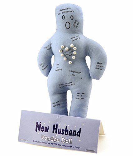 Husband VooDoo Doll – Bachelorette Party Gift