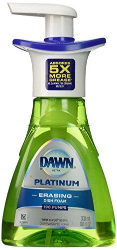 Dawn Direct Foam Dishwashing Foam-Lime Surge-10.1 oz., 300 milliter