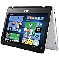 2017 Asus 2-in-1 13.3Full HD Convertible Touch Laptop,Intel Dual-Core i5-7200U up to 3.1GHz, 6GB DDR4, 1TB HDD, Intel HD Graphics, 360flip-and-fold, Backlit keyboard, HDMI, Fingerprint, Win10