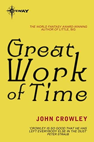 book cover of The Great Work of Time