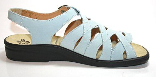 Ganter Sonnica - Sandalias de Vestir Mujer azul - Bleu - Sky