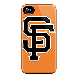 JoanneOickle Iphone 4/4s Best Hard Phone Case Customized High Resolution San Francisco Giants Skin [lif4646BYKn]