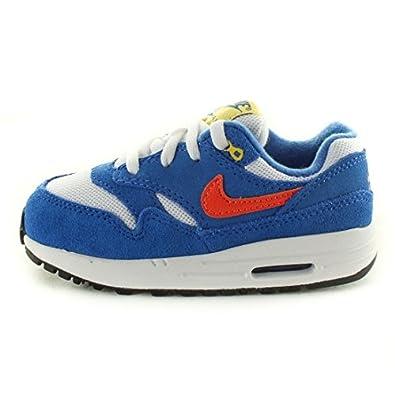 Nike Fashion/Mode - Air Max 1 Kid - Taille 31 - Bleu ocyuik