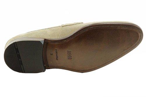 Zapatos Holgados De Ante Morado De Hugo Boss Hombres Bront S Fashion