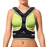 Empower Weighted Vest for Women, Weight Vest for Running, Workout, Cardio, Walking, 4lb or 8lb