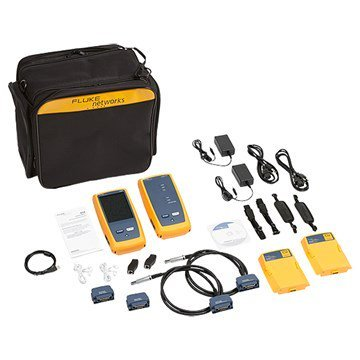 Fluke Networks 1GHZ DSX Cable Analyzer V2 ACCS