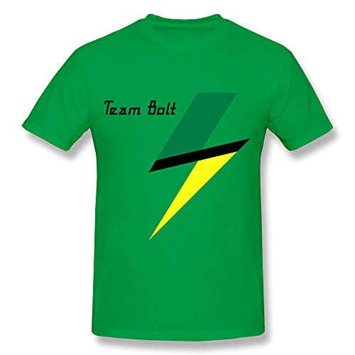 SNOWANG Men's Team Blot T-shirt - Images St Monica