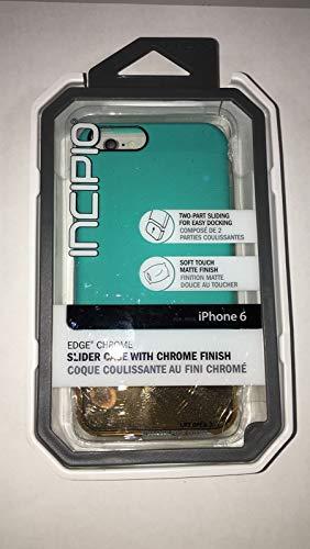 New Incipio Edge Chrome Slider Case With Chrome Finish For