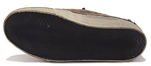 Zapatillas Goose Beige Golden Mujer Beige Pq6qAxw
