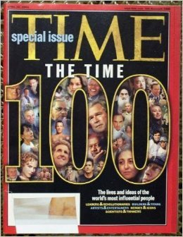 Download Time Magazine April 26 2004 Special Issue: The Time The Lives & Ideas of the World's Most Influential People [Paperback] [Jan 01, 2004] Time Magazine PDF