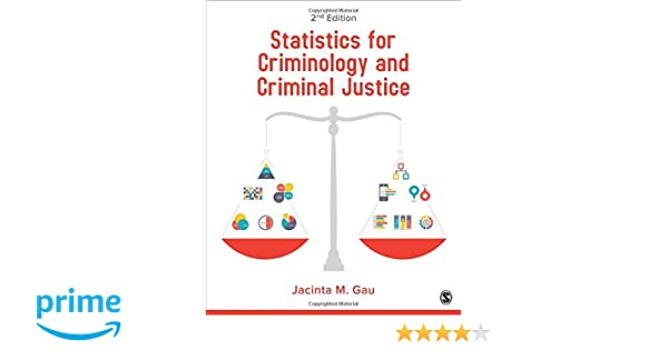 Amazon statistics for criminology and criminal justice amazon statistics for criminology and criminal justice 9781483378459 jacinta m gau books fandeluxe Image collections