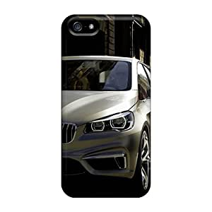 Hard Plastic Iphone 5/5s Case Back Cover,hot Bmw Active Tourer Concept Case At Perfect Diy
