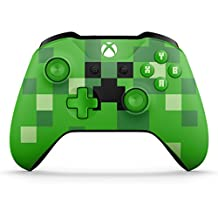 Control Inalámbrico XBox One Minecraft Creeper - Special Limited Edition