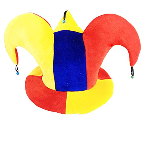 Funny Clown Hat Masquerade Football Beer Caps Carnival Party Hats Kids Adults Stage Performance Props Party ()