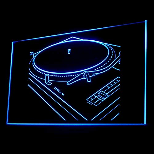 140051 Rap Music Hip Hop Producer Nature Expressive Display LED Light Sign