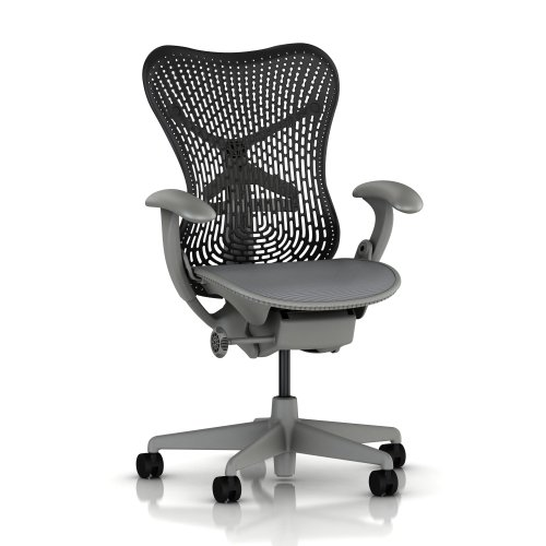 Mirra Chair by Herman Miller: Fully Featured w/Forward Tilt