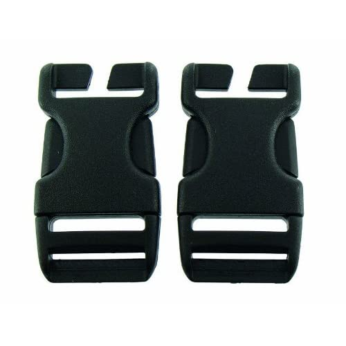 41vo5XzbcDL. SS500  - Highlander Quick Release Buckle 25mm Black