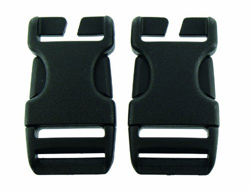 41vo5XzbcDL - Highlander Quick Release Buckle 25mm Black