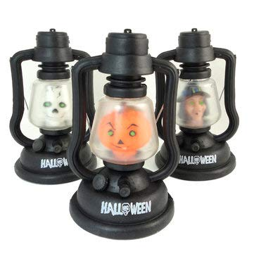 Car Lights Car Decoration Lights - Portable Pumpkin Ghost Witch Motor Music Lamp - 1 x Halloween Witch Motor Music Light]()