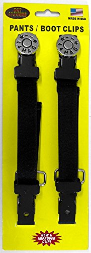 Hot Leathers 44 Magnum Pant Bungee Boot Stirrups DgwQ8tB