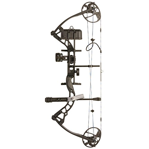 Diamond Archery Infinite Edge Pro Bow Package, Black Ops, Right Hand ()