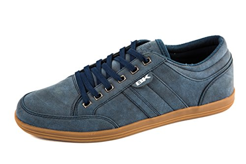 British Knights Herren Kunzo Sneaker Low Blau Gr. 41