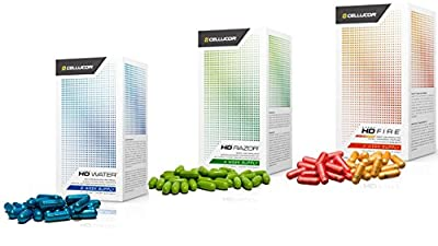 Cellucor SuperHD Fat Burner Combination Kits For Weight Loss