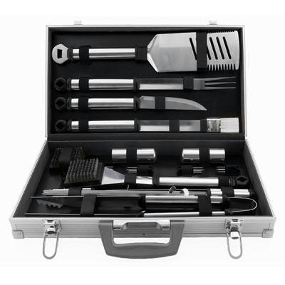 21 Pc Tool Set by Mr. Bar-B-Q