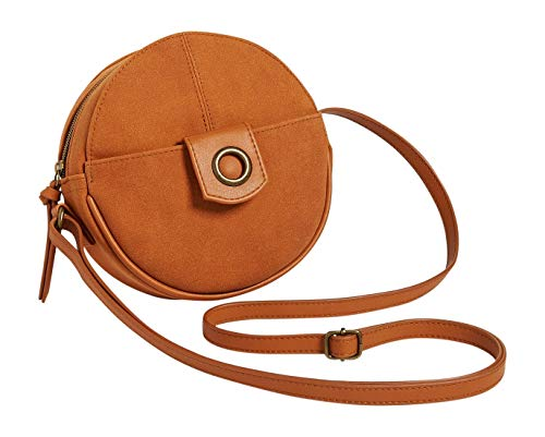 Bag Saddle Canteen Brown Crossbody Maurices Women's wq1Ta1R