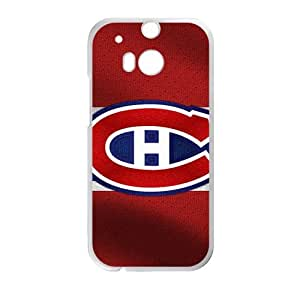 montreal canadiens Phone Case for HTC One M8