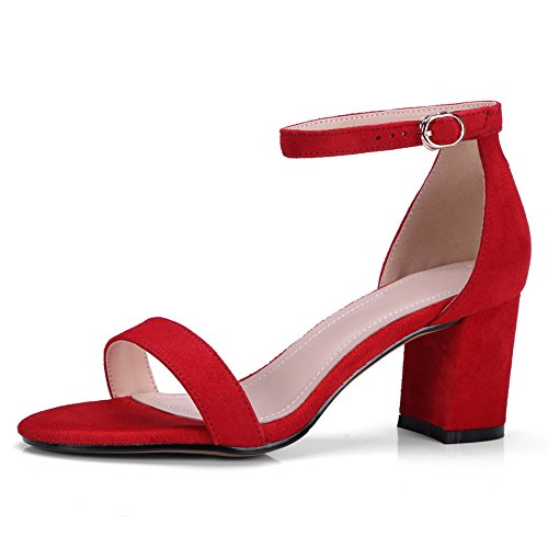 Ouvert Co hhs 1801 Femme Cociy Bout Red eu Hqz1X