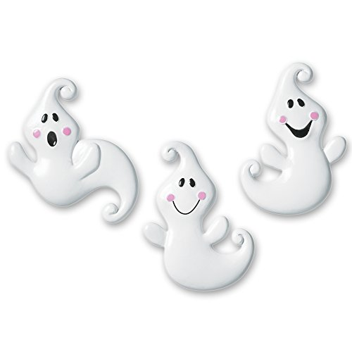 DecoPac Friendly Ghosts Cupcake Rings (12 Count)