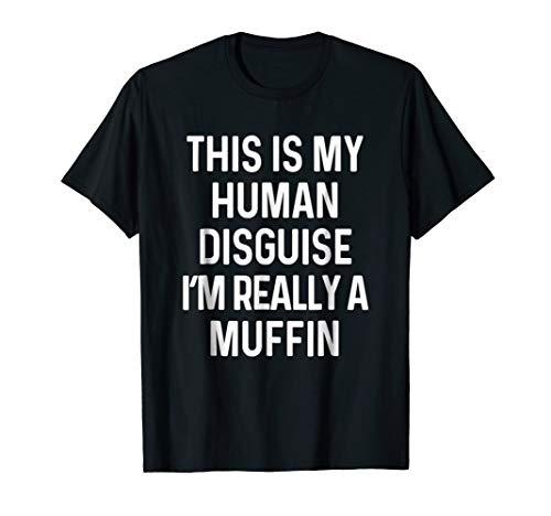 Funny Muffin Costume Shirt -