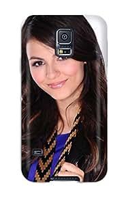 New Arrival Victoria Justice FoCTwkO6429CQaLr Case Cover/ S5 Galaxy Case