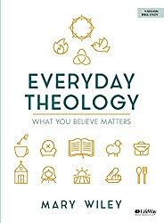 Image of the product Everyday Theology: Bible that is listed on the catalogue brand of Lifeway Church Resources.