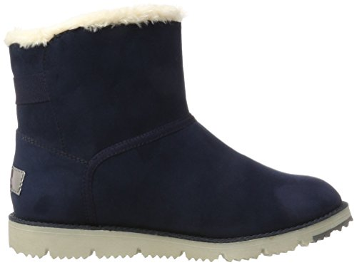 s.Oliver Women's 26412 Slouch Boots Blue (Navy) WqLwC
