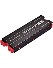 M.2 2280 SSD Heatsink, PCIE NVME or SATA m2 2280 SSD Double-Sided Heat Sink, M.2 SSD Heatsink for PS5 Computer PC - Red
