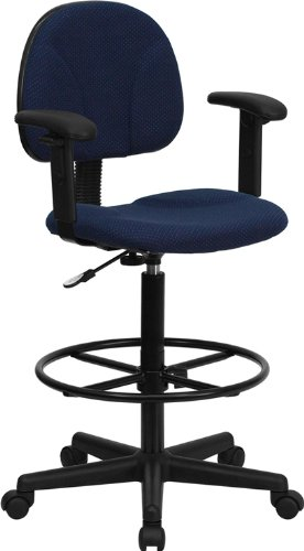 flash-furniture-bt-659-nvy-arms-gg-navy-blue-patterned-fabric-multi-functional-ergonomic-drafting-st