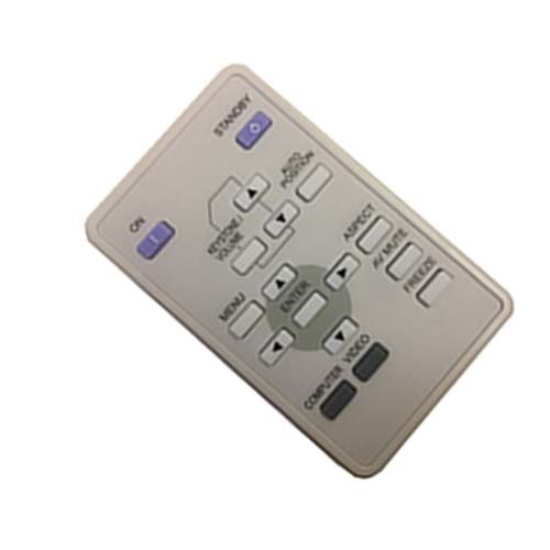 EASY Replacement Remote Control for Mitsubishi XD250U XD280U XD350U Projector