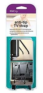 Anti-tip TV Strap, 2 Count