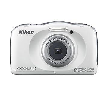 appareil photo blanc