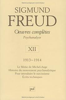Pour introduire le narcissisme, Freud, Sigmund