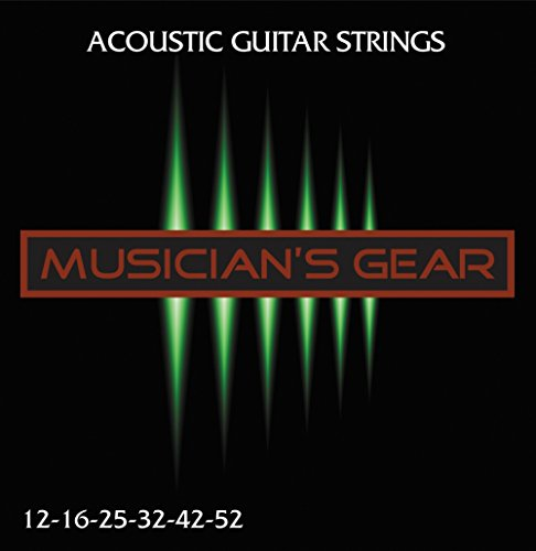 20 Bronze Acoustic Bass - 5