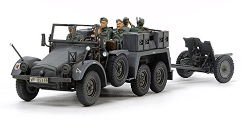 Tamiya Models Kfz.69 German 6x4 Towing Truck Model for sale  Delivered anywhere in USA