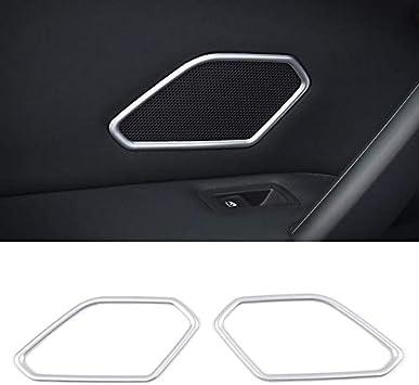 Ffz Parts Tür Lautsprecher Rahmen Blende Passend Für Tiguan 2 Ad1 Mk2 Auto