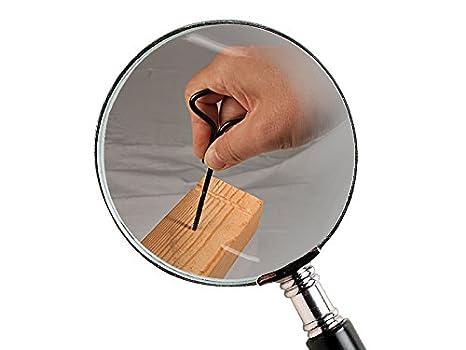 4-tlg Set Nagelbohrer Holz Handbohrer Vorbohrer 2-4 mm  Kastanienbohrer Bohrer