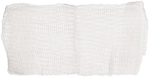 Covidien 2146 Curity Cotton Gauze Sponge, Non-Sterile, 2'' Length x 2'' Width, 8 Ply (25 Bags of 200) by COVIDIEN